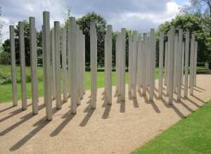 London Bombings memorial, Hyde Park.
